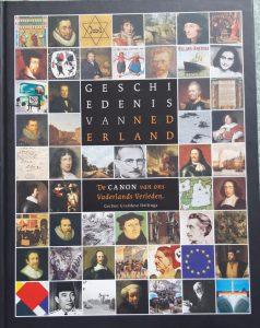 Canon van de Geschiedenis vn Nederland