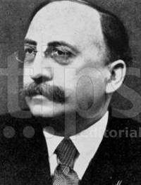 Gaston Tessier, eerste voorzitter van IVCOB