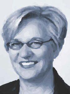 Ieke van den Burg (1951-2014)